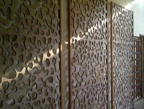 Stylish Wooden Jali