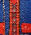 Bandhani Kutchi Work Dress Material