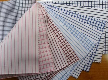 fdfdf037af3 Mens Dress Material - Cotton Shirt Fabric Wholesale Trader from Salem