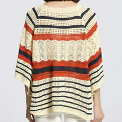 Knitted Poncho Wear
