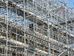 scaffolding pipes at rs 50 kg scaffolding pipes id 12966482848