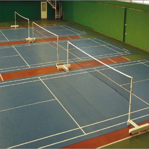 Asian Flooring Badminton Court Synthetic Flooring Rs 300