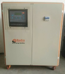 Rudra Single Phase and Three Phase Servo Voltage Stabilizer