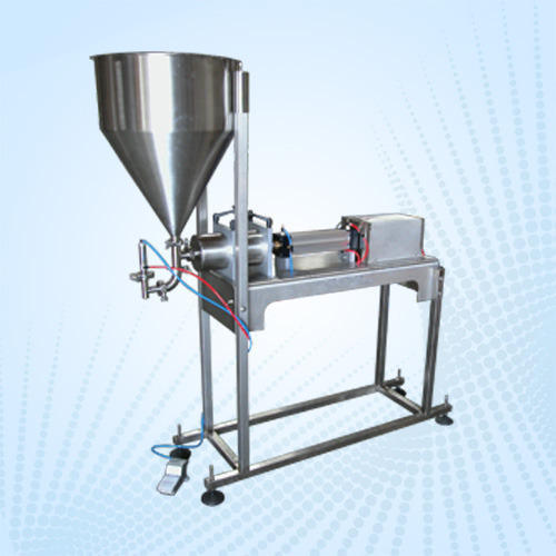 FOR-BRO Lubricant Filling Machine