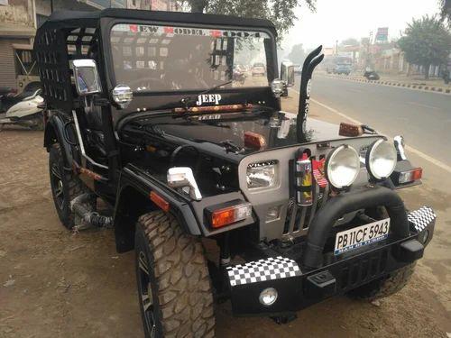 Modifed Mahindra Jeep At Rs 325000 Piece Modified Jeeps Id