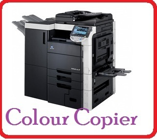 Colour Photocopier On Rent