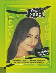 Black Hair Mehndi Powder