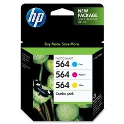 HP Color Inkjet Cartridge
