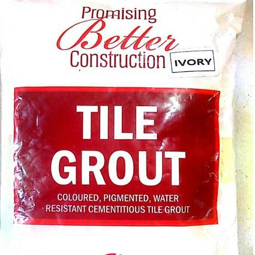Powdered Tile Grout 1 Kg Packaging