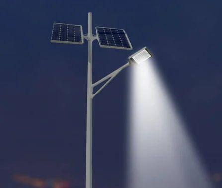 12w Solar Powered Led Street Light Neulite Products