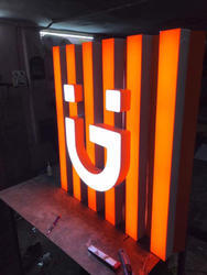 Acrylic Letters With LED Light