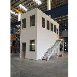 Self Standing Enclosure Without Fabrication
