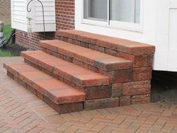 Steps & Risers Paver Block