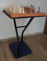 Chess Table & Chess