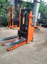 Electrical Pallet Stacker