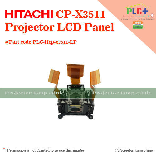 Hitachi Cp X3511 Projector Lcd Panel