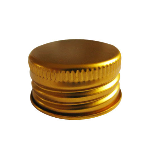 Medicine Metallic Bottle Cap, मेडिसिन बॉटल कैप - Shree Sai Services, Nashik    ID: 11372909373