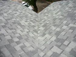 Gray Roofing Shingles