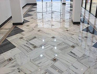 Floor Pattern Madurai, संगमरमर जड़ फ़्लोरिंग in ...
