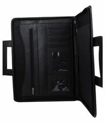 Office Executive Leather Folder