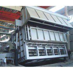Aluminum Melting and Holding Furnace