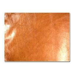 Burnish Finished Leather
