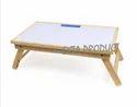 Wooden Folding Whiteboard Table