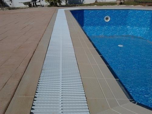 Pool Channel पूल चैनल Swimming Pool Grating Rohini