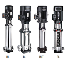 Adelino Vertical Multi-Stage Centrifugal Pumps