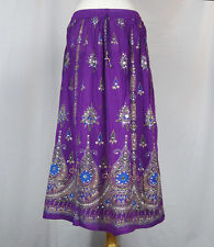 Embroidered Rayon Peacock Skirt Wrap Lehenga