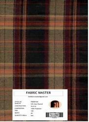Yarn Dyed Checks Brushing Fabrics FM000164