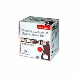 Glimepiride & Metformin Tablets