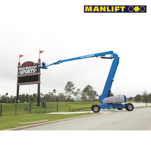 Genie ZX-135 Articulated Boom Lift - Manlift India Private