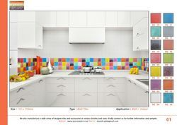 IMPORTED K Series Kitchen Tiles, Packaging Type: Card Board Boxes, Thickness: 8 - 10 mm