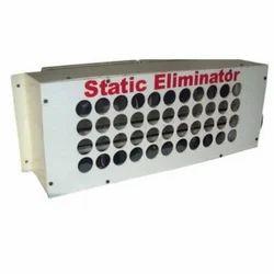 Air Driven Static Eliminator