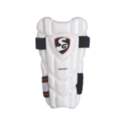 Strap White Sg Proflex Arm Guard, For Sports