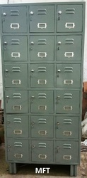 Megafab Mild Steel Industrial Locker
