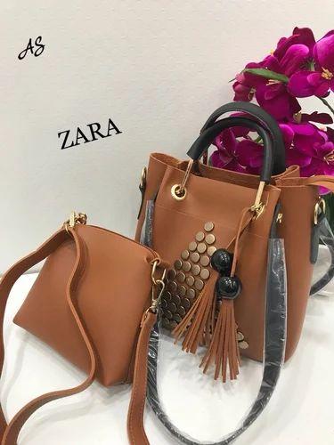 52b123bf Zara Hand Bags, Women Hand Bags - Wear Fab Looks Online Business ...