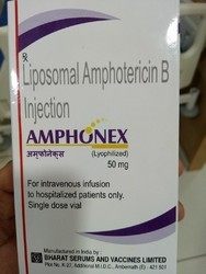 Liposomal Amphotericin B Injection