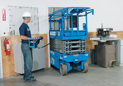 Battery Scissor Lift for Hire