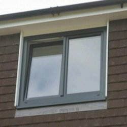 Folding Aluminium Window