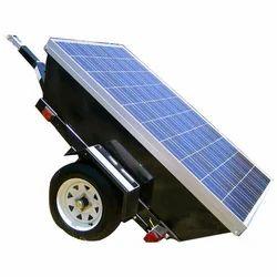 Mono Crystalline Alpex Solar Solar Power Panel System, 11 - 99 W, 24 V
