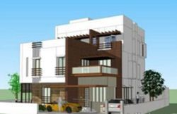 Residential Bungalow Architectural Design