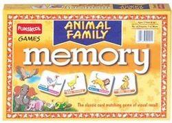 Funskool Animal Family Memory Memory Game