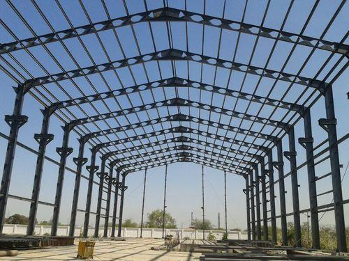Factory Shed Fabrication Service