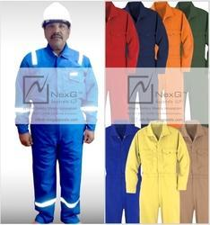 Flame Retardant Safety Coverall