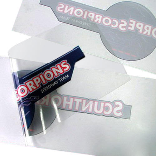 photo about Clear Printable Vinyl named Apparent Vinyl Printing Provider