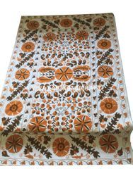 Embroidery Suzani Bed Sheets