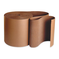 Narrow Flute Corrugated Roll