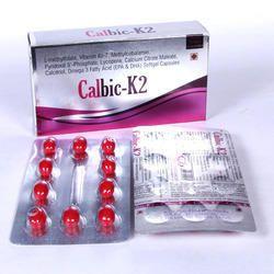 Calbic - K2 Softgel Capsules